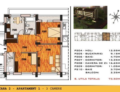Campia Libertatii Residence Ap 1 Scara 2