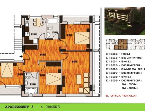 Campia Libertatii Residence Ap 3 Scara 3