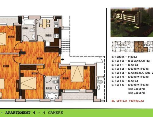 Campia Libertatii Residence Ap 4 Scara 2